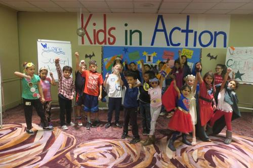 Educational Awakening Center: Kids In Action Workshop
