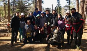 Educational Awakening Center: Ropes Course April 2017